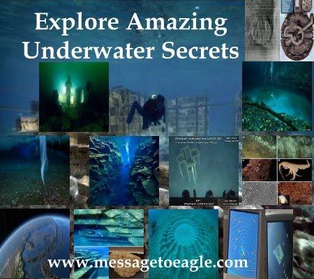 Underwater secrets